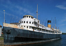 SS Norisle Photo Magnet-Manitoulin Bruce Ferry Baymouth Tobermory Manitowaning