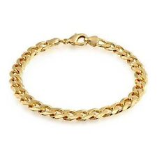 Men's Yellow Gold Filled Bracelets