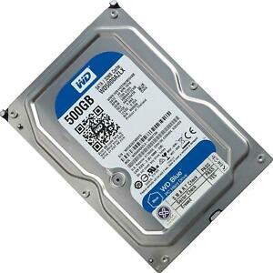 "500GB 640GB 750GB 1TB 2TB 3TB 4TB 6TB 8TB 10TB 3.5"" SATA Hard Drive HDD LOT"
