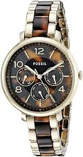 Fossil Women's ES3925 Jacqueline Multi-Function Two-Tone Bracelet Watch