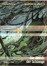 Les voyageurs dans le vent 4 l'heure d'autres serpent-Bourgeon