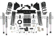 BDS SUSPENSION 2014 DODGE RAM 2500 4WD 6 INCH LIFT KIT WITH FOX SHOCKS