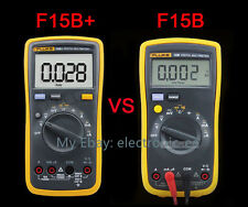 FLUKE 15B+ F15B+ Digital Multimeter Meter New