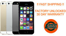 UNLOCKED T-Mobile AT&T Metro Apple iPhone 5S 16GB / 32GB / 64GB LTE Smart Phone