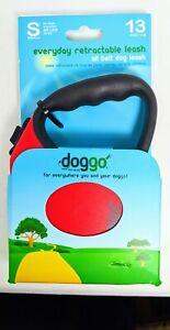 NEW! Dog GO Pet Gear Retractable All Belt Dog Leash Pet Supplies Small- <45lbs