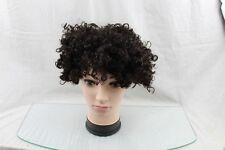 UDU Hair Short Wigs for Black Women Natural Black Human Hair Wigs Short Curly