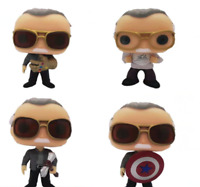FUNKO POP Marvel Avengers Endgame Stan Lee  Action Figures Collectible toys