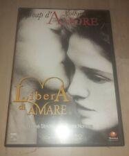 LIBERA DI AMARE SOAP D'AMORE COMPLETA IN 4 DVD