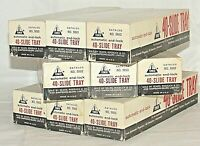 40-Slide Trays Sears Tower All Projectors Using TDC Type Lot of 9 Vintage