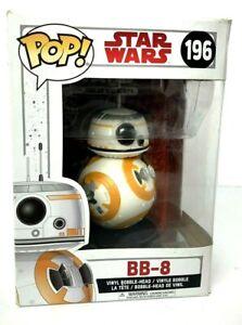 Funko POP! Star Wars #196 - BB-8 - (Toy Very Good Condition)