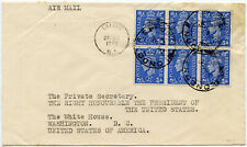 More details for gb 1946 to president truman from ealing w5 + london f.s foreign christmas eve