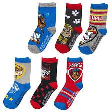 Paw Patrol Socken 3er Pack Jungen Gr 23-26  27-30  31-34