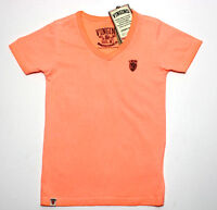 VINGINO Unterhemd / T-Shirt Modell: HERVE Gr. XS ( 110 - 116 ) Soft Neon Orange