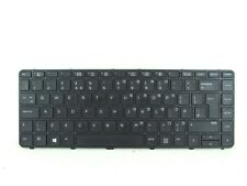 HP Probook 640 G2 UK Black Keyboard 840791-031
