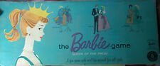 Rare Vintage 1960 The Barbie Game Queen Of The Prom Mattell