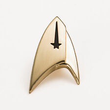 Discovery Command Lapel Pin Uniform Abzeichen Badge 35mm - Star Trek