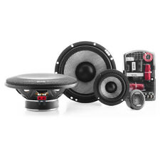 FOCAL ACCESS 165AS3 - KIT SISTEMA 3 VIE WOOFER MID TWEETER CROSSOVER + GRIGLIE