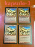 4x Flowstone Salamander | Tempest | MTG Magic The Gathering Cards
