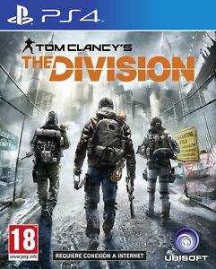 THE DIVISION - PS4 - CASTELLANO - ENVIO YA