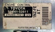 Toyota BB NCP31 89661-52811 1NZ-FE AT Ecu Ecm Oem Jdm Used
