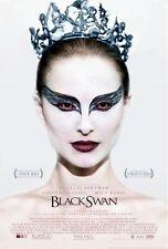 BLACK SWAN ~ CROWN 27x40 MOVIE POSTER Natalie Portman Darren Aronofsky
