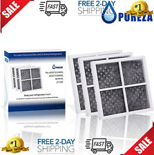 New listing 3 Pack Refrigerator Air Filter Fits With Lg Lfxs28968S, Lmxs28626S, Lsfxc2496D
