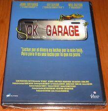 OK GARAGE - Brandon Cole - English / Español - DVD R2 - Precintada