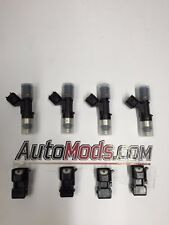 Genuine Bosch 52lb 550cc EV14 Fuel Injectors 1.8T turbo Golf Audi A4 GTI Jetta