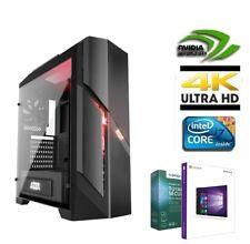 GAMING PC i7 8700K GTX 1060 6G 16GB DDR4 RAM 3000GB HDD komplett WINDOWS 10 03