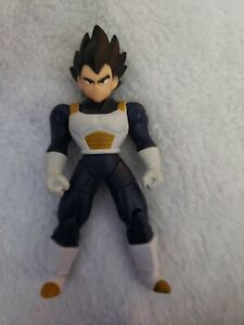 Vegeta Ultimate Collection Figure With Porunga Build A Figure Piece! RARE