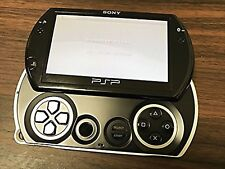 PSP go PlayStation portable go Piano Black  PSP-N1000PB  F/S JAPAN USED