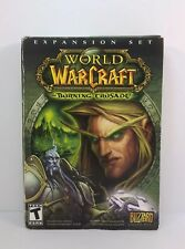 World of Warcraft: The Burning Crusade (PC, 2007)
