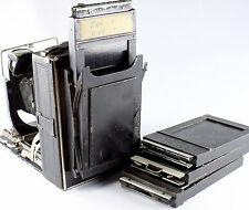 Kodak Recomar 33 Film Back - 9 x 12 cm sheet film