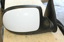 03-06 AVALANCHE TAHOE YUKON RIGHT POWER MIRROR  WITH  TURN  SIGNAL