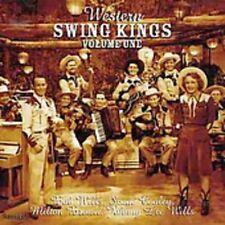 CD de musique country Western Swing various