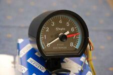 NOS Nos Veglia tachometer, rev counter , Ferrari, Alfa Romeo, Fiat, classic car.