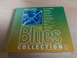 CHUCK BERRY  Blues Berry    The Blues Collection  ( 18 Great Tracks )  Mint