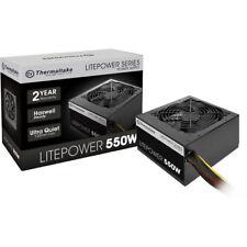Thermaltake Litepower Series 550W Gen2 Power Supply Unit PSU Computer Desktop PC