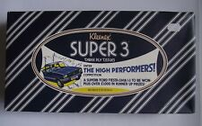Unopened Box Of Kleenex Tissues 1981 Advertising Ford Fiesta Ghia Competition