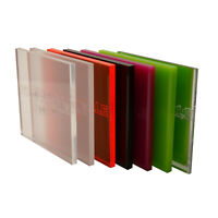 Acrylic Perspex® Sheet Clear, Colour, Fluorescent, Frost, Mirror & Tinted Panel
