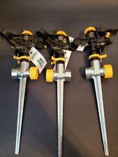 Impact Sprinkler Set of 3 Expert Gardener  BRAND NEW!