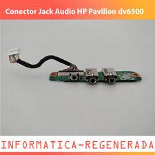 Conector Jack Audio HP Pavilion dv6500