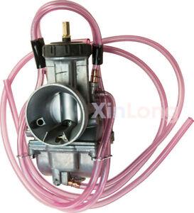 For Keihin PWK38 PWK 38 Genuine Air Striker Carburetor TRX250R CR KX RM YZ 250