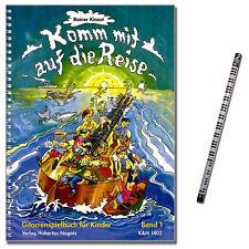 Komm mit auf die Reise - Rainer Kinast - MusikBleistift - KN1402 - 9990051299571