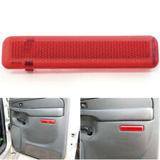 Rear Door Reflector Right For Suburban Avalnche Sierra Truck SUV 74367 15183156