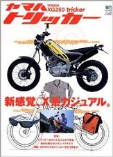 YAMAHA Tricker Complete Data Book