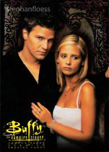 1999 Inkworks Buffy the Vampire Slayer Season Three Promo Card B3-4