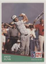 1991 Pro Set Fred Funk #54