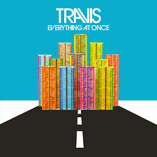 TRAVIS ~ EVERYTHING AT ONCE ~ VINYL LP PLUS MP3 D/LOAD NEW/ FACRORY SEALED