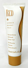 Giorgio Beverly Hills Red Extraordinary Perfumed Shower Gel 1.6oz Lot of 12 Tube